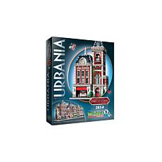 Wrebbit Urbania Collection Urbania Fire Station 285-piece 3D Puzzle