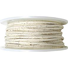 """Wrights Size 2 Natural Cotton Piping - 1/4""""/50 yards"""