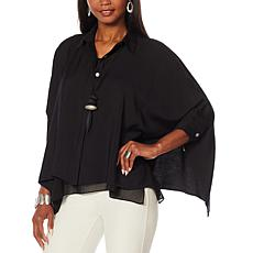 WynneLayers Malibu Unstructured Shirt