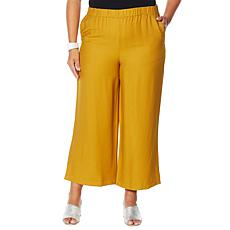 WynneLayers Sedona Pull-On Cropped Pant