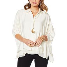 WynneLayers Unstructured Shirt