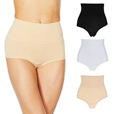 Yummie 3-pack Seamless Shaping Girl Short