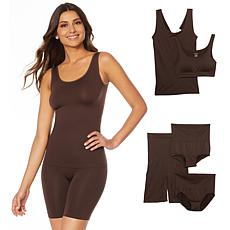 Yummie 5-piece Seamless Wardrobe Essentials