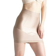 Yummie Control Nouveau Skirt Slip with Built-In Thong