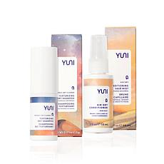 YUNI Beauty Invisible Dry Cleaner Shampoo + Air Dry Conditioner Mist
