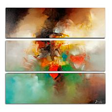 Zavaleta 'Abstract I' Multi-Panel Art Collection