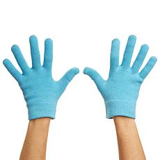 ZenToes Gel Pair of Moisturizing Gloves for Dry Hands 2-Pack