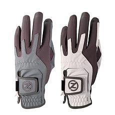 Zero Friction Men's Stryker Universal-Fit Golf Glove 2-Pack