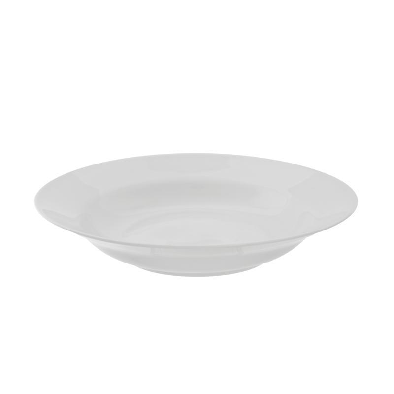 """10 Strawberry St White 9"""" 10 oz. Soup Bowl - Set of 6"""