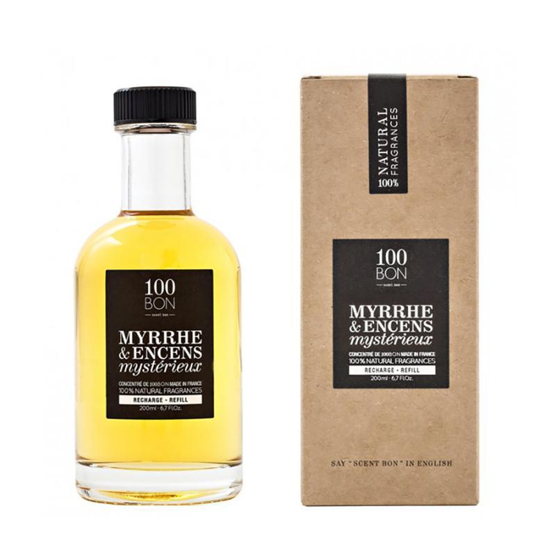 100 Bon Concentrate Myrrhe & Encens Mysterieux 6.7 oz. EDP Spray