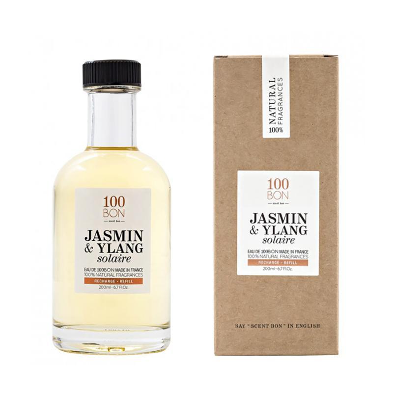100Bon Jasmin & Ylang Solaire Eau De Parfum Refill - 6.7 oz.
