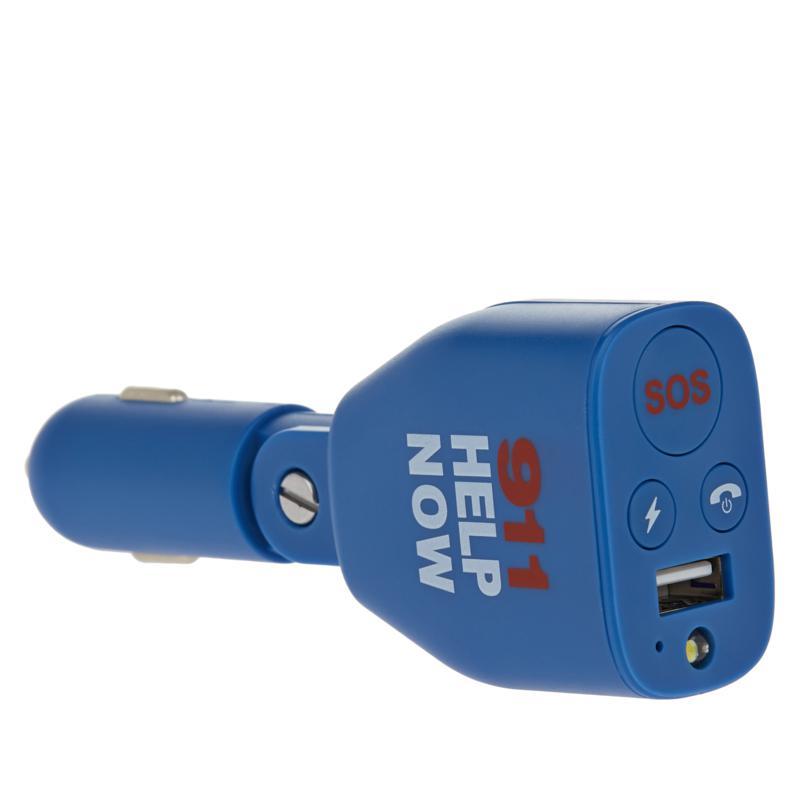 911 Help Now Auto Emergency Rescue Tool w/ 2-Way Talk, Alarm & Light