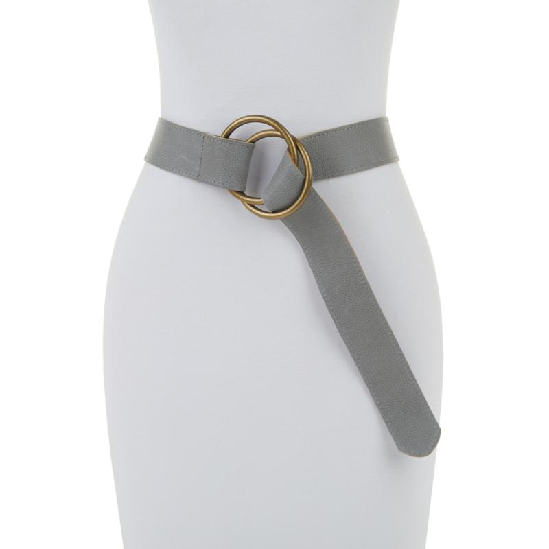 ADA Collection Josie Argentinean Leather Belt