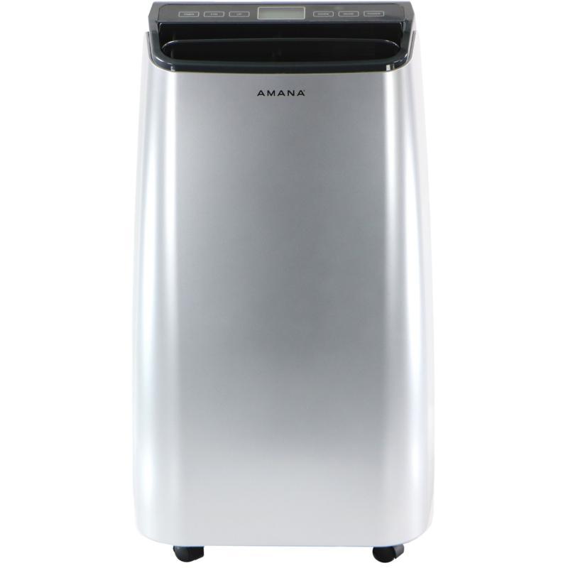 Amana Silver/Gray 12,000 BTU Portable Air Conditioner w/Remote Control