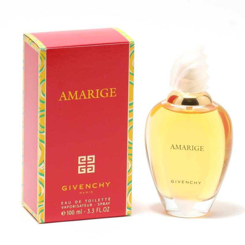 Amarige Ladies By Givenchy Eau De Toilette Spray 3.3 oz.