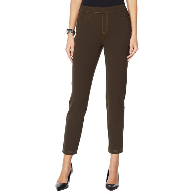 Antthony Boss Lady Techno Stretch Pull-On Jeans