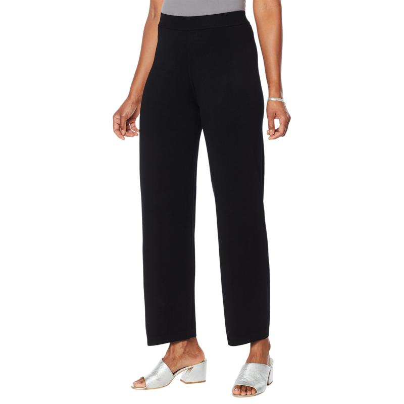 Antthony Sweater Knit Pull-On Pant