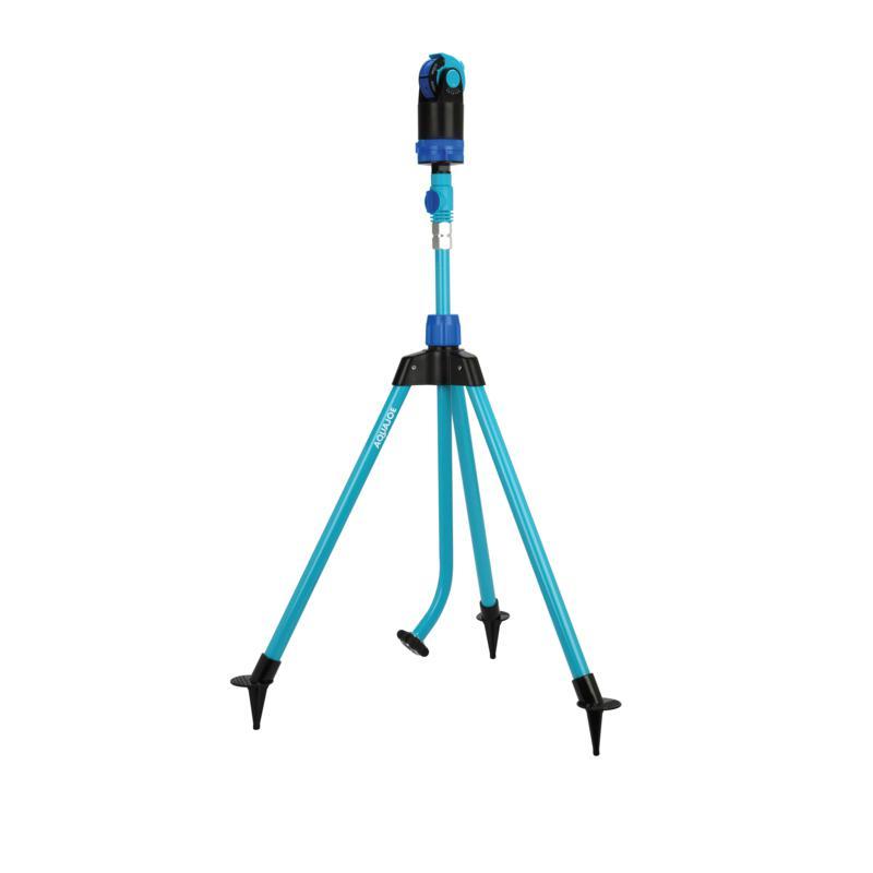 Aqua Joe Telescoping Tripod 360 Degree Sprinkler/Mister