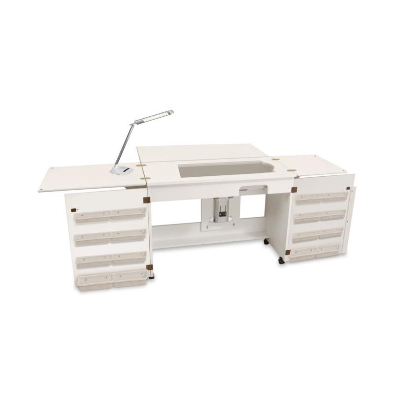 Arrow Bertha Sewing Cabinet with Bonus Daylight D40 Lamp