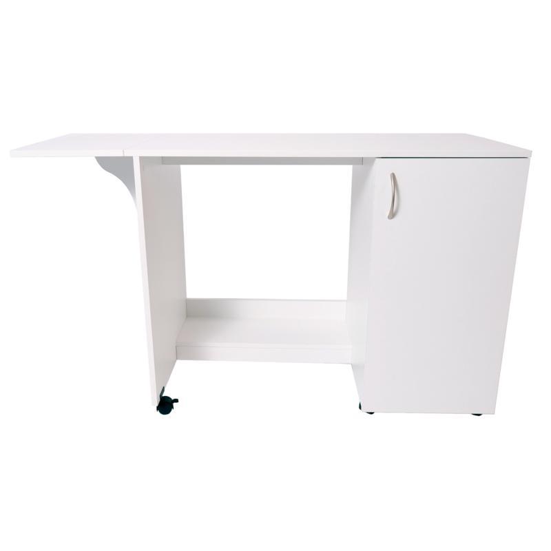 Arrow X1001 Hobby Craft Desk, White Finish