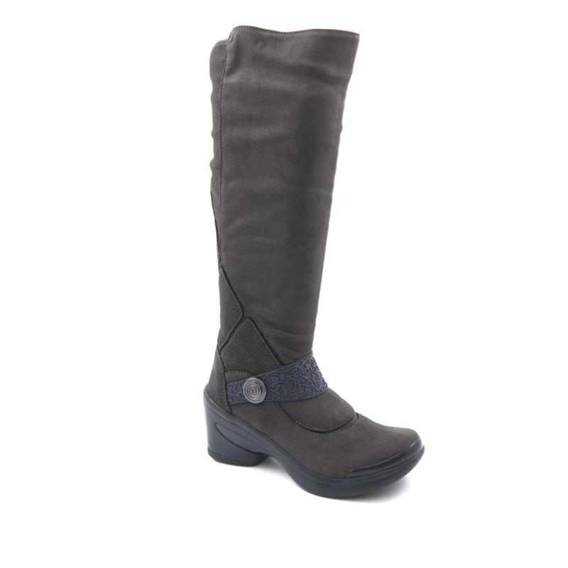 """As Is"" Bzees Euphoria Zip-Up Tall Boot"