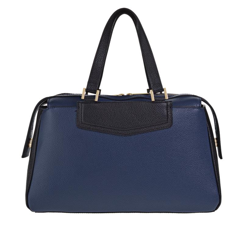 """""""As Is"""" Danielle Nicole Leather Satchel with RFID Technology"""