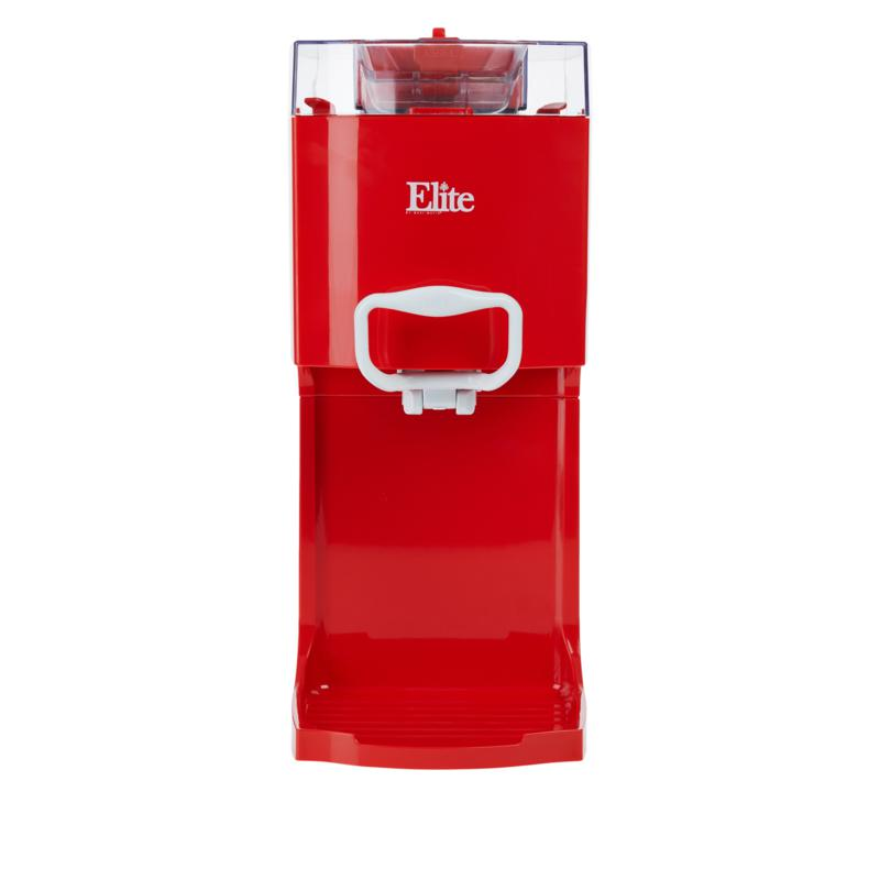 """""""As Is"""" Elite Compact Automatic Ice Cream Maker"""