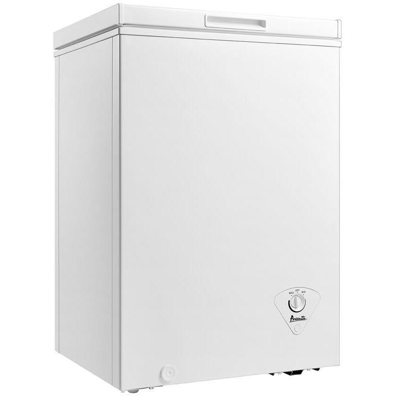 Avanti 5.0 Cu.Ft. Chest Freezer - White