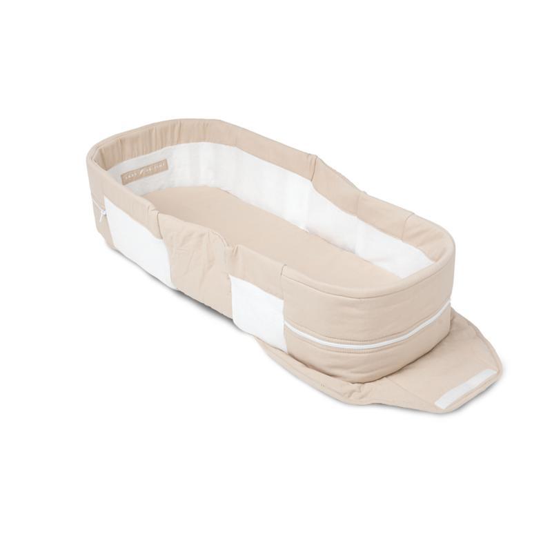 Baby Delight® Snuggle Nest™ Organic Portable Infant Sleeper - Oatmeal