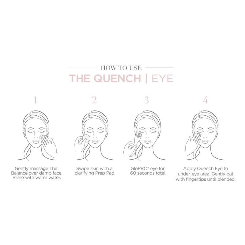 BeautyBio .5 oz. The Quench Eye-Reviving Quadralipid Eye Balm - 9130208 | HSN