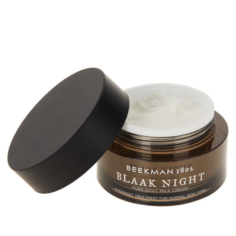 Beekman 1802 Goat Milk Blaak As Night Face Cream 2 oz.