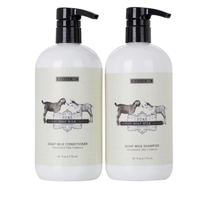 Beekman 1802 Pure Goat Milk Shampoo & Conditioner Auto-Ship®