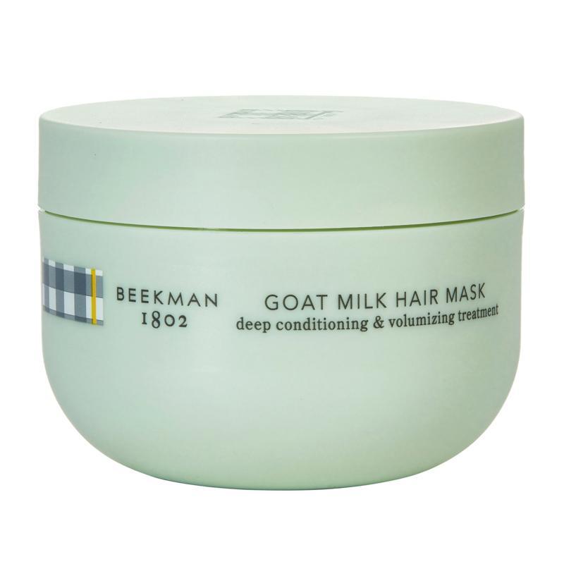 Beeman 1802 Goat Milk Hair Mask 9 oz.
