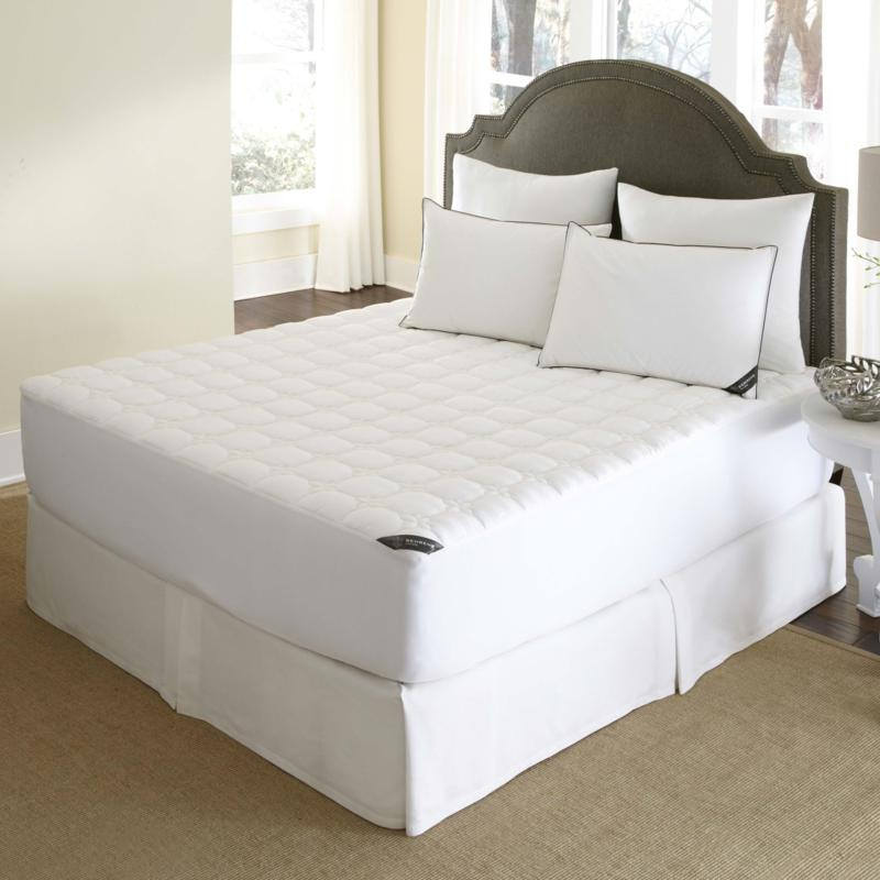 Behrens England Full Triple Protection Mattress Pad - Queen