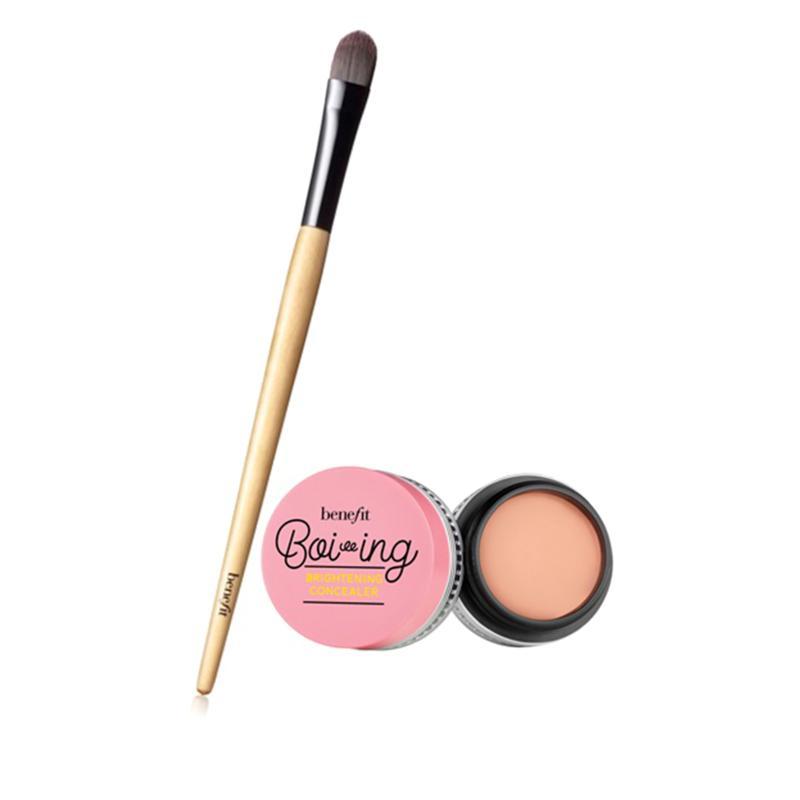 Benefit Cosmetics Boi-ing Brighten with Brush - 03 Deep