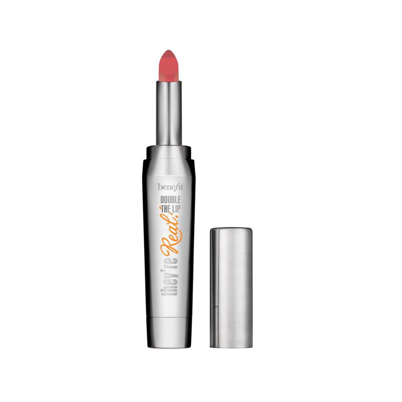 Benefit Cosmetics Double the Lip Mini - Lusty Rose