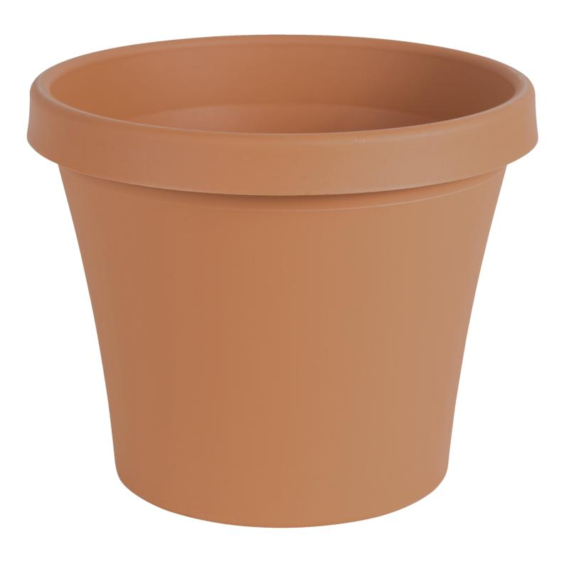 "Bloem 13-1/2-Gallon Terra Pot Poly Resin Plastic Planter - 20-1/2"""