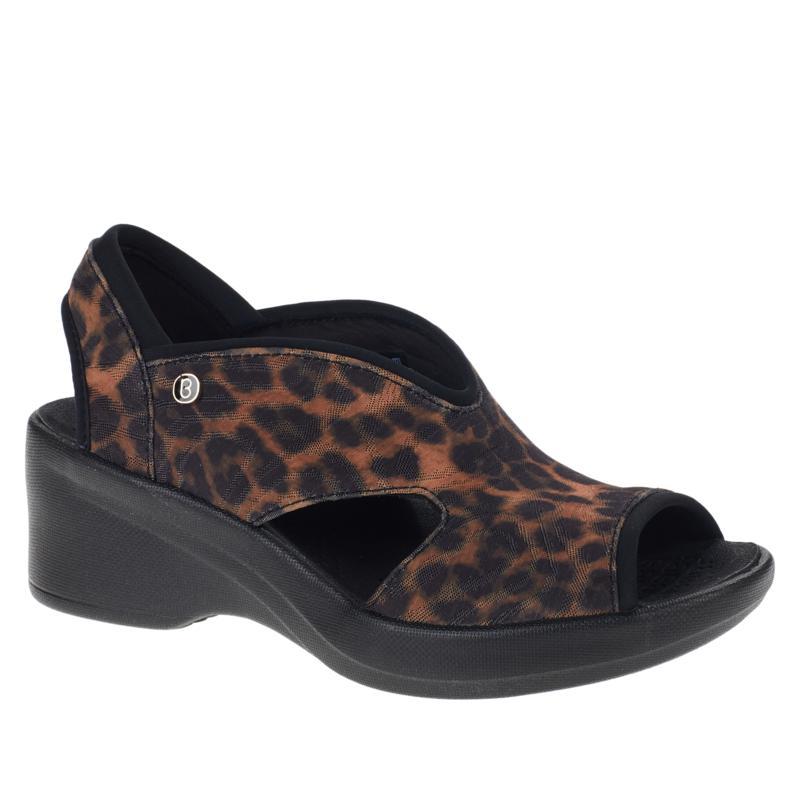Bzees Faithful Washable Wedge Sandal