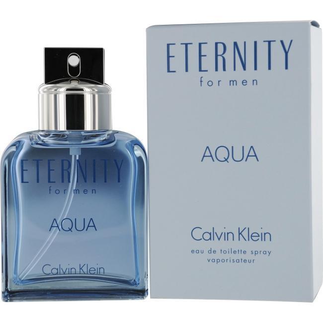 Calvin Klein Eternity Aqua Eau De Toilette Spray - 1.7oz