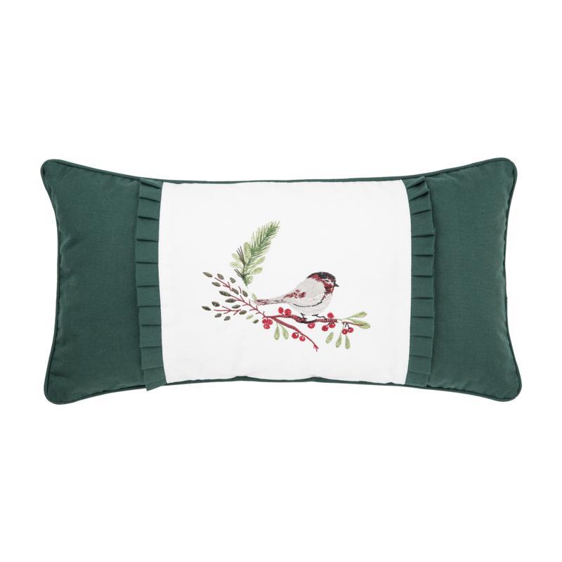 C&F Home Chickadee Pillow