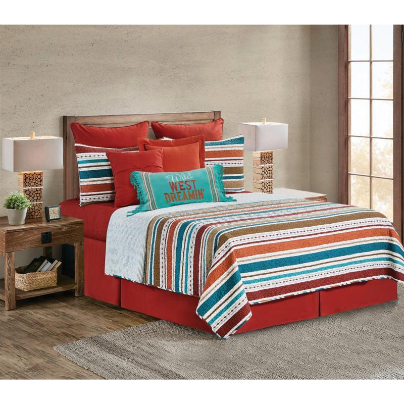 C&F Home Ezekiel Ridge Quilt Set - Full/Queen