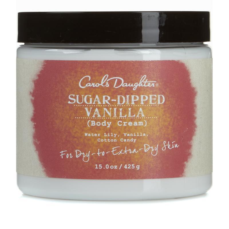 Carol's Daughter Sugar-Dipped Vanilla Body Cream