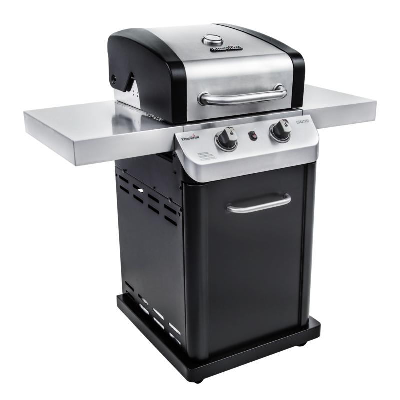 Char-Broil Signature Series™ 350 sq. in. 2-Burner Gas Grill
