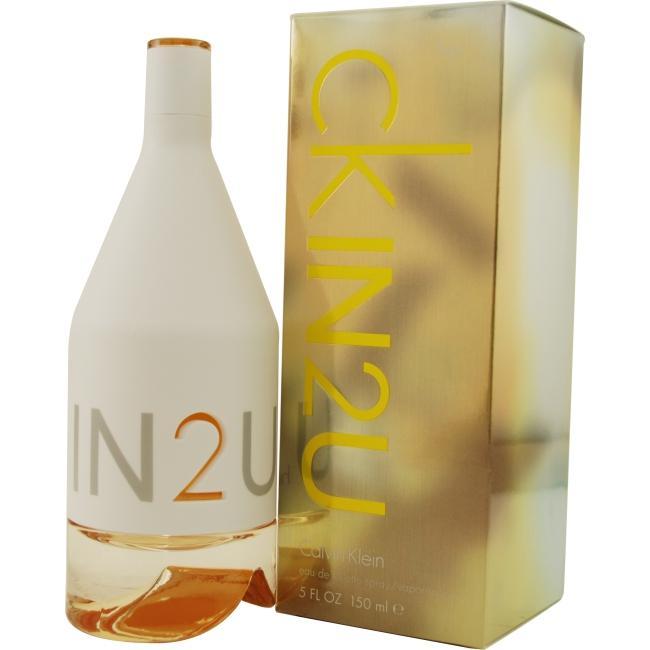 CK IN2U - Eau De Toilette Spray 5 oz.