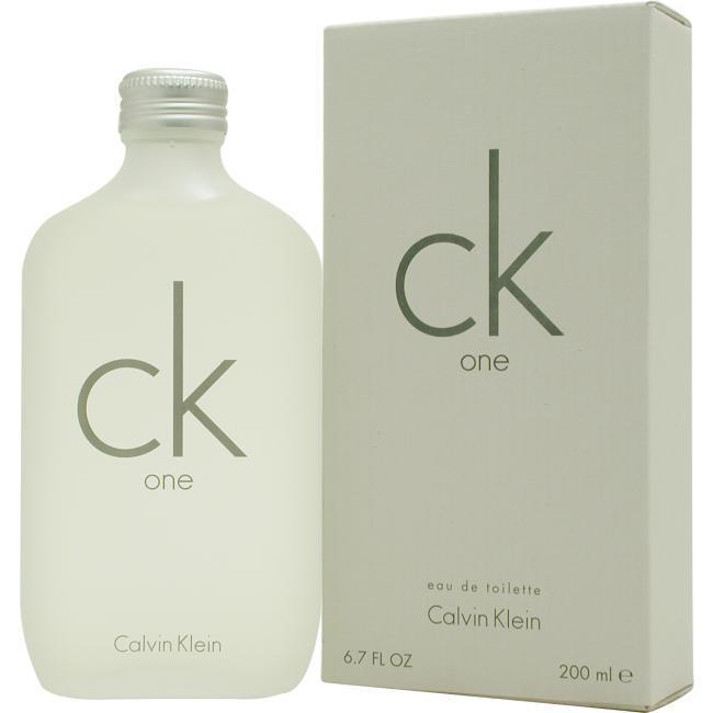 Ck One - Eau De Toilette Spray 6.7 Oz
