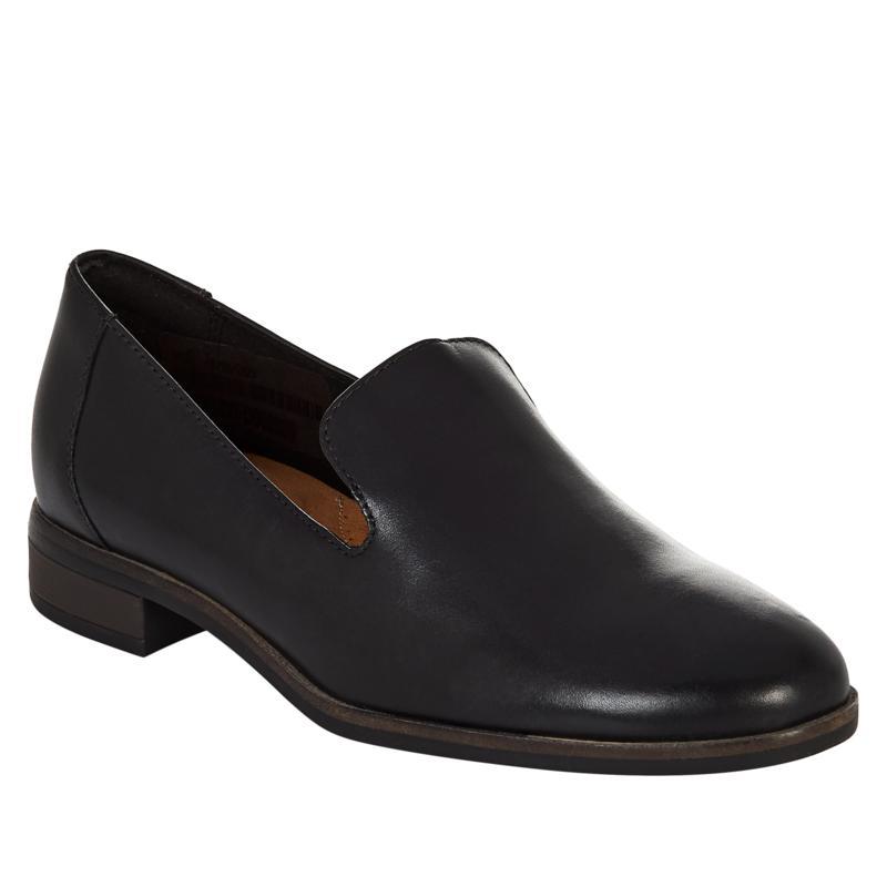 Clarks Women/'s   Trish Style Smoking Loafer
