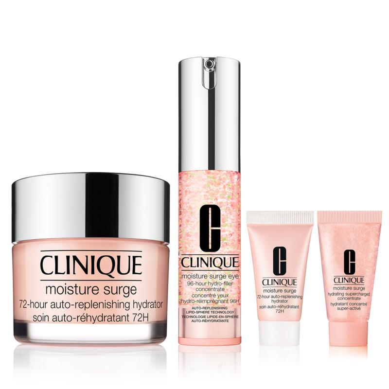 Clinique Moisture Surge Thirsty Skin Kit