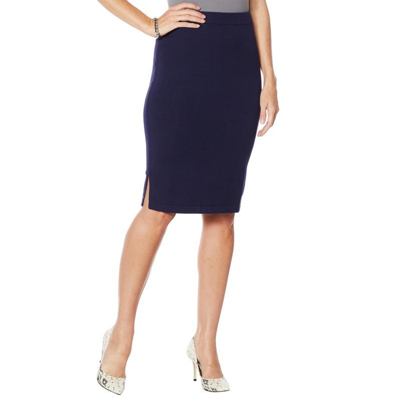 Colleen Lopez Sweater Skirt