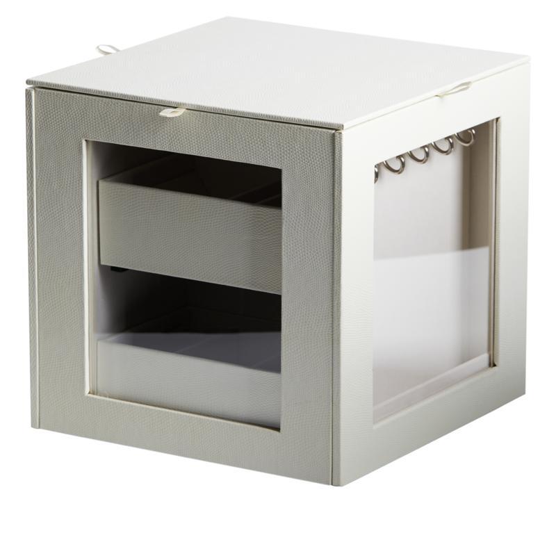 Colleen's Prestige™ 4-Door Carousel Jewelry Box