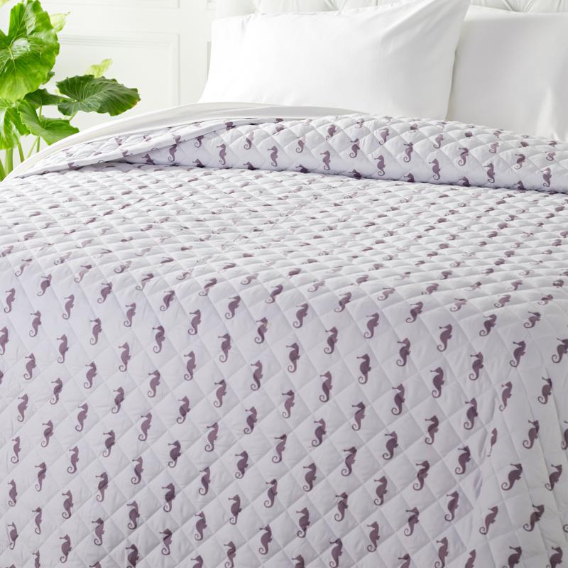 Concierge Collection Coastal Inspired Quilt